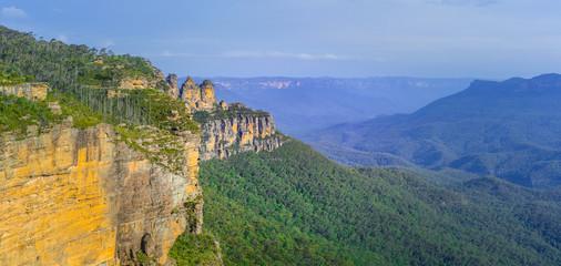 Foto auf Gartenposter Gebirge Blue mountains, NSW, Australia
