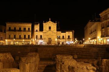 Lecce di notte