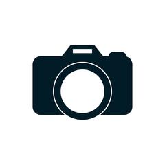 photo camera - Simple icon