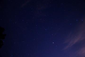 奈良の星空