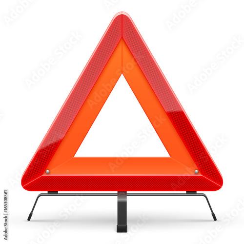 triangle de signalisation vectoriel 1 stock image and. Black Bedroom Furniture Sets. Home Design Ideas