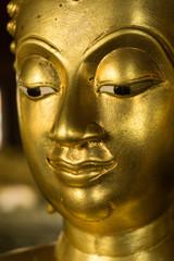 Faith of Golden Buddha