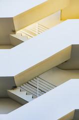 South Beach Art Deco Stairs