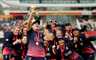 Women's Cricket World Cup Final - England vs India