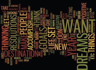 Fotobehang Kranten FOLLOW YOUR DREAMS WITH CANCUN DISCOUNT AIRFARE Text Background Word Cloud Concept