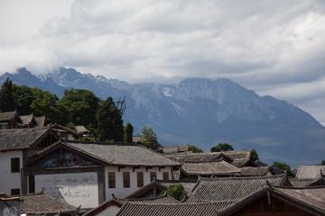 Lijiang, Yunnan, Kunming, China. Heritage village, living and landscapes