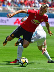 Real Madrid vs Manchester United - International Champions Cup