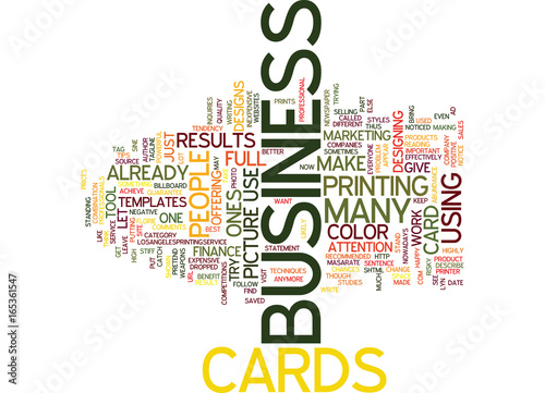 Be on your way to success with pocket business card holders text be on your way to success with pocket business card holders text background word cloud concept reheart Choice Image