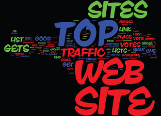 ARE TOP WEB SITES GOOD FOR EVERYBODY Text Background Word Cloud Concept