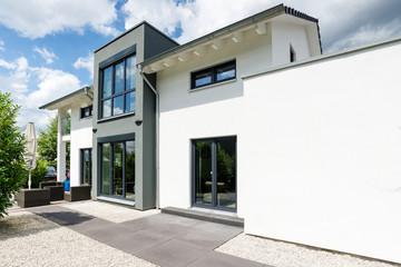 Einfamilienhaus, hochwertig, modern