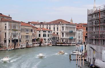 Grand Canal of Santa Maria della Salute, Venice, Italy