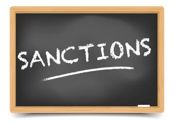 Blackboard Concept Sanctions