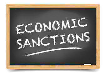 Blackboard Economic Sanctions