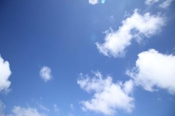 Entre ciel et nuages