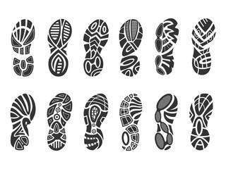 Shoes imprint set