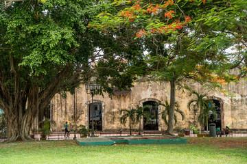 Ruinen von Panama Viejo in Panama City