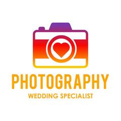Love Photo Logo