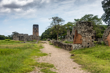 Ruinen von Panama Viejo, Panama City