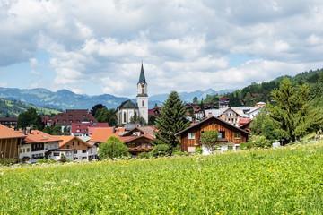 Bayern - Allgäu - Bad Hindelang