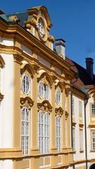 Kloster und Benediktinerkloster Stift Melk in der Wachau in Niederösterreich Österreich