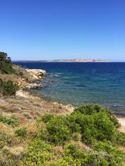 La Costa Smeralda a Capo Ferro - Sardegna