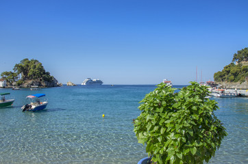 Port of Parga, Greece - Ionian Sea - Preveza, Epirus