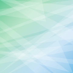 Geometric abstract background in light colors poly style