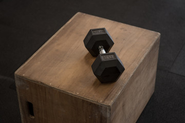 crossfit work out