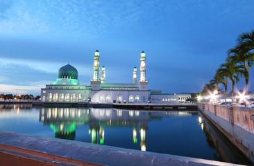Kota kinabalu City Mosque, Sabah Borneo Malaysia