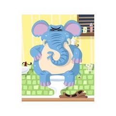 Elephant Poo