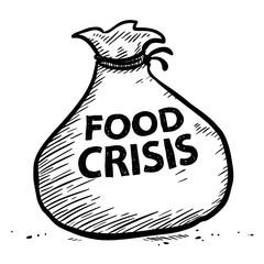 Food Crisis Sack