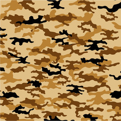 camouflage brown background concept