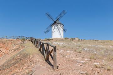 Windmill near Alcazar de San Juan
