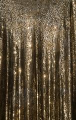 Golden background, chain mail,Hauberk