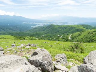 長野県 車山高原