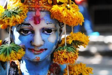 Shiva, Statua India centrale