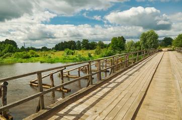 River Neman , Belarus.
