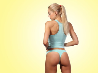 sexy butt girls in underwear