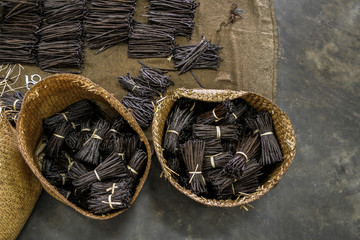 Manufacture of vanilla