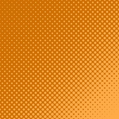 Abstract halftone dot pattern background - vector design