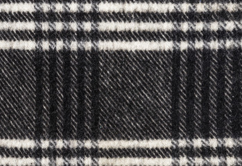 Wool texture backdrop high resolution, black and white