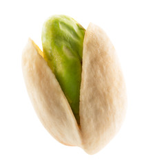 pistachio isolated on a white background