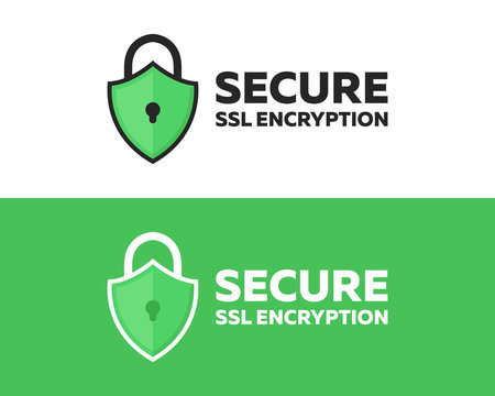 Secure Connection SSL Icon Isolated