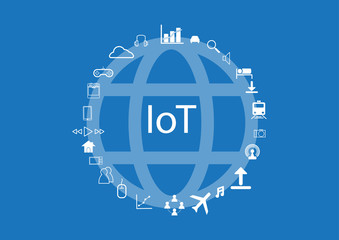 IoT - Internet of thing background