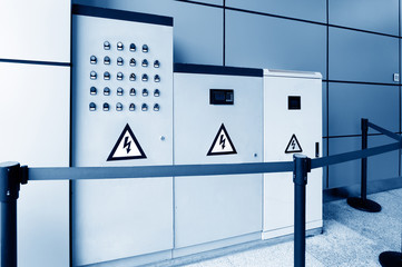 Safety for Electrical panel (Warning Energized)