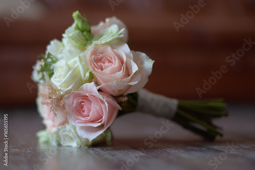 Pastel bridal round bouquet with pink and white roses floral pastel bridal round bouquet with pink and white roses floral arrangement ideas for the bride mightylinksfo