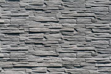 Klinkerwand oder Klinkermauer, Detailaufnahme, Hintergrund