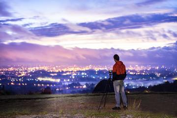 Fotógrafo paisaje