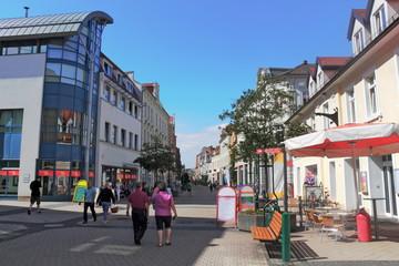Stendal, Stadtzentrum