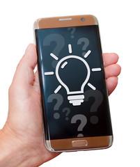 Smartphone hilfe bedienungsanleitung